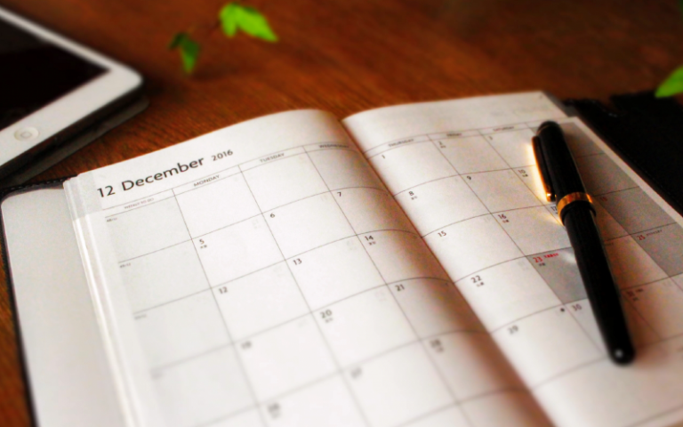 webマーケティング職への転職活動のスケジュールや業界研究の進め方